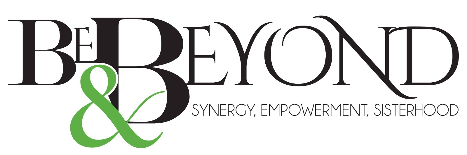 Be and Beyond Women's Safe Space Empowerment Logo